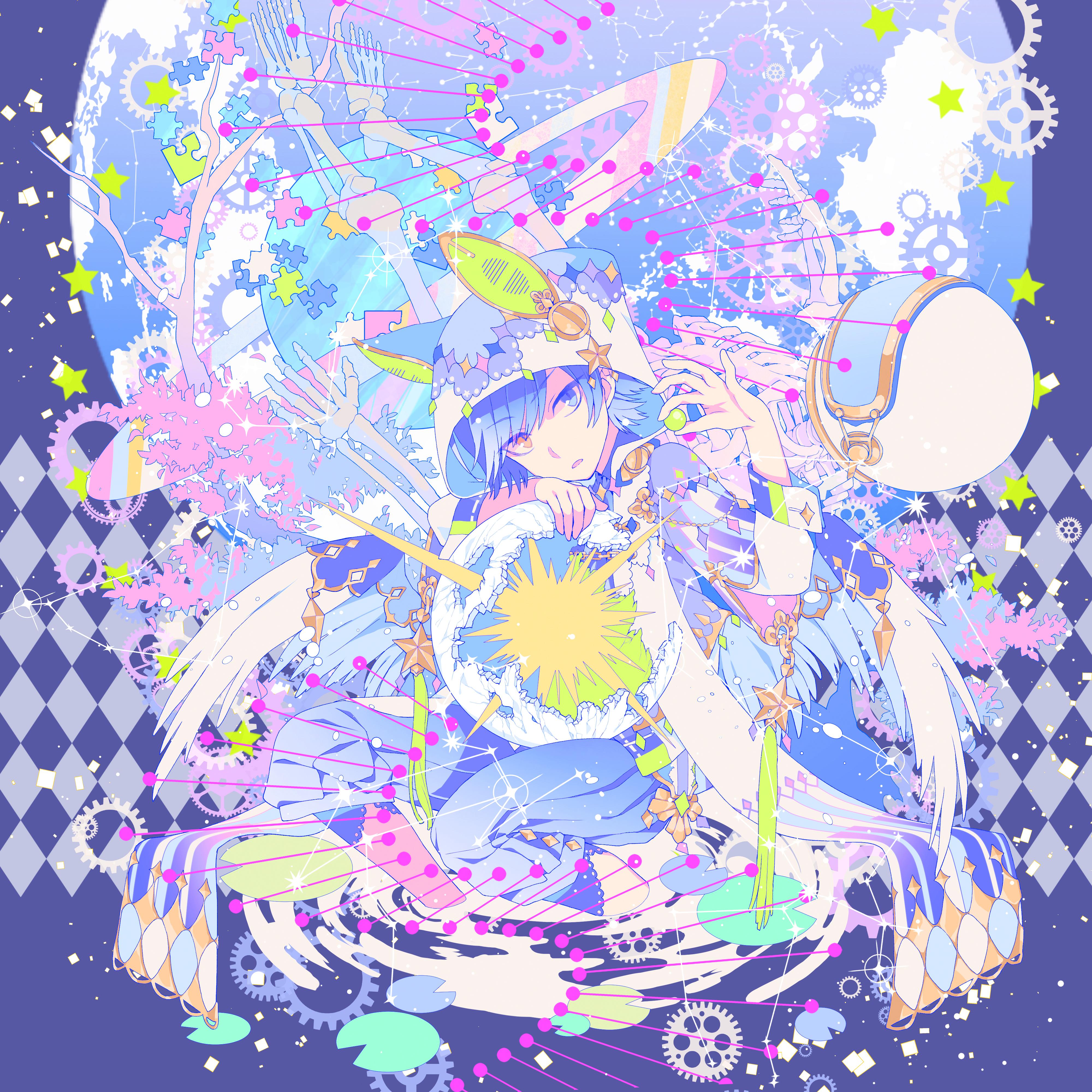 ビー玉の中の宇宙